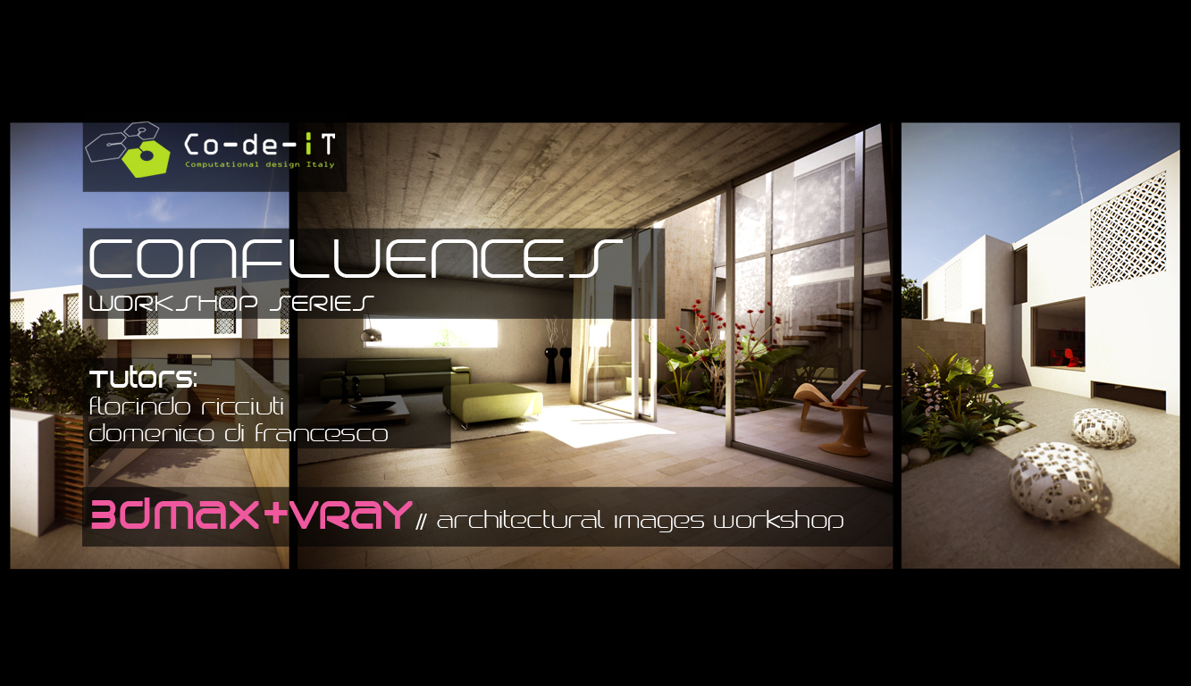 3DMAX VRAY WORKSHOP