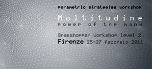 Moltitudine - GH workshop Firenze