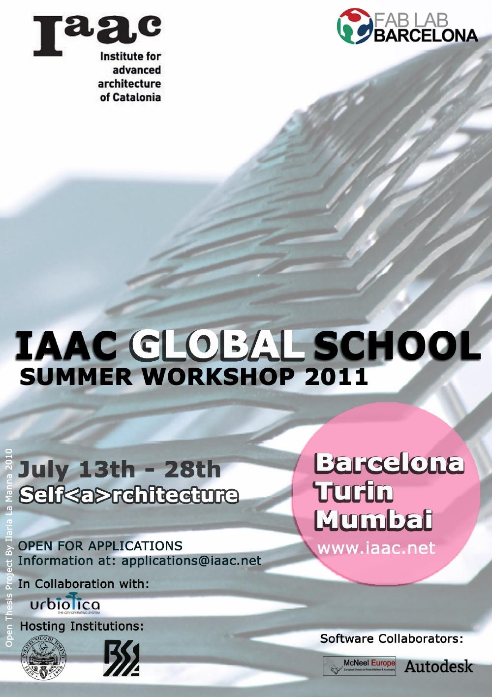 IaaC Global School