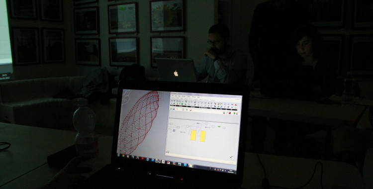 COGNITION_ROME GRASSHOPPER// Clever Skin Workshop