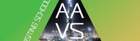 Woven tectonics - AAVS DUBAI