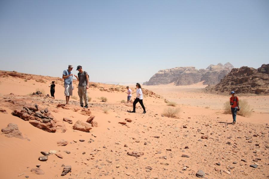 AAVS Jordan - field trip