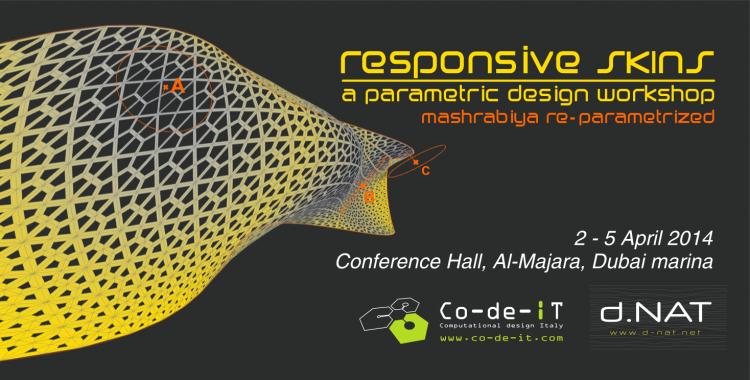 Responsive Skins - Dubai - 2-5 April 2014