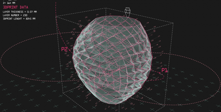 Parametric Design with GRASSHOPPER - Lisbon 21-23 Nov 2014