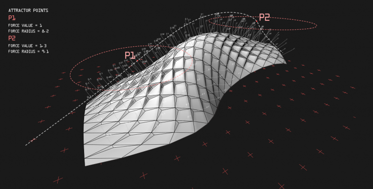 Parametric Design with Grasshopper - FabLab Torino 12-14/12/2014