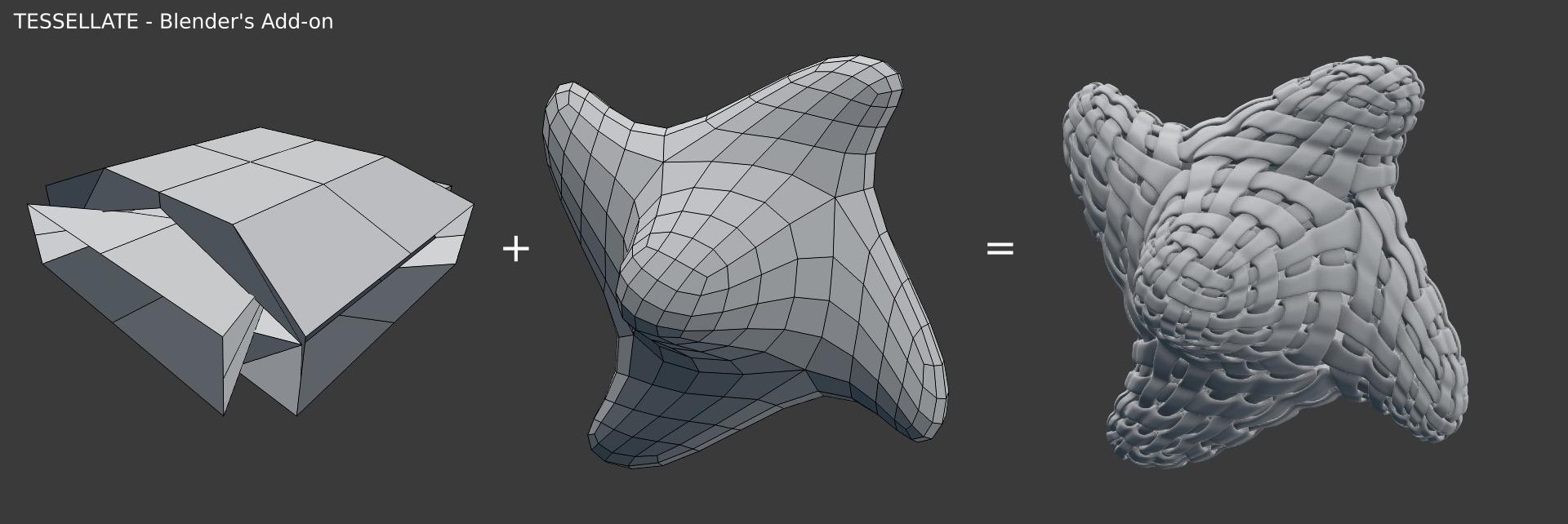 Tissue (Blender add-on)