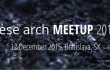 "Co-de-iT at ""rese arch MEETUP 2015"" in Bratislava"