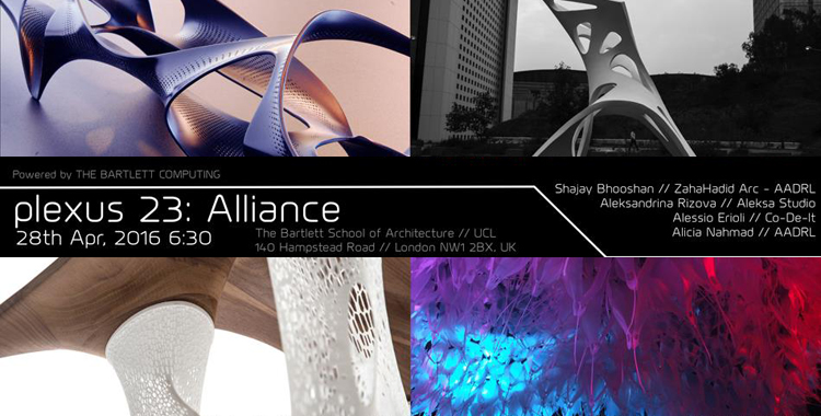 Co-de-iT @ PLEXUS 23: ALLIANCE
