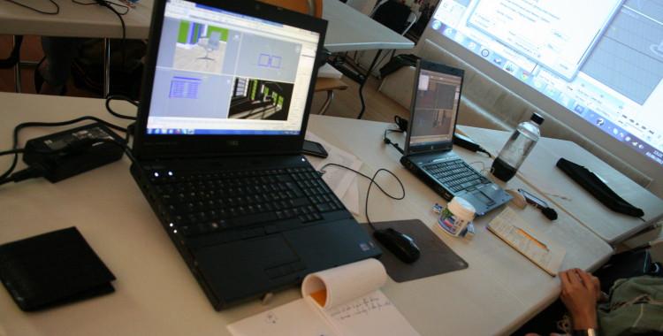 COGNITION_ROME 3Dmax+Vray// Architectural images workshop