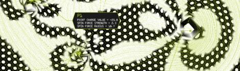 Parametric Fields 2.0 - Grasshopper + GH for 3D print workshop - Sicily