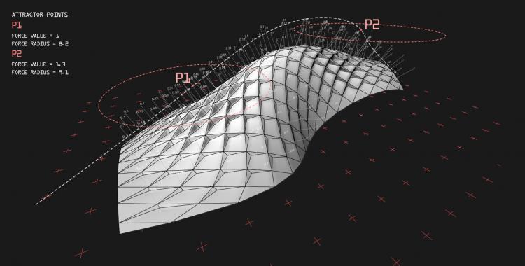 Parametric Design with Grasshopper - FabLab Torino 12-14/12/2014