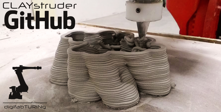 digifabTURINg - Claystruder code & doc on github