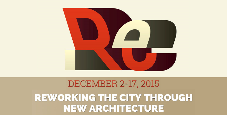 """Co-de-iT at """"Reworking the City"""" conference in Belgrade."""