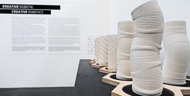 Creative Robotics exhibition - Ars Electronica Center