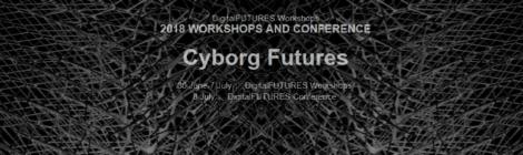 Cyborg Futures - DigitalFUTURES Workshops + Symposium at Tongji University